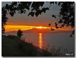 English Bay Sunset by Ann75