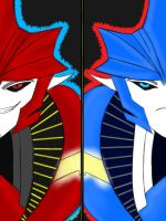 KnockOut and SG Knockout by HollowGirl44