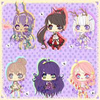 ::Adopts:: Cherry Blossom Set CLOSED by K0USEKI