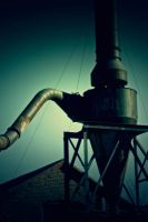 Rusty Pipes by robertllynch