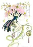 Star Carnival set 4 by Kutty-Sark