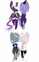 SSP Contest Entry x2 by luxrayfan33