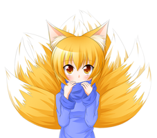 Touhou - Pullover Ran by scionofaiur
