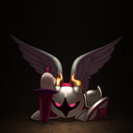 Galacta Knight by ASagelyKitchenSponge
