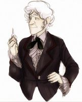 3rd doctor by nefartari