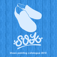 Painting Shoes Catalog 2k10 by Idrskmaptra