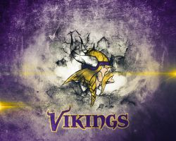 Minnesota Vikings Wallpaper by Jdot2daP