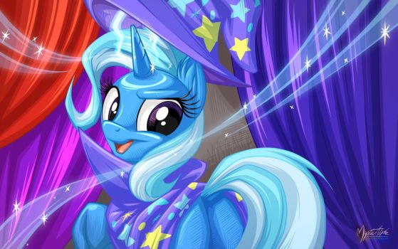 Trixie - Hats Off by mysticalpha