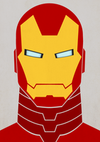 I is for Ironman by payno0