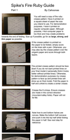 Origami Fire Ruby CP Guide Part 1 by Cahoonas