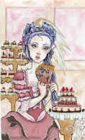 Toulouse: A Rococo Princess by SashaFitzgerald