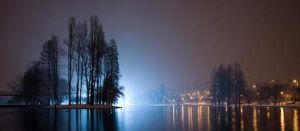 winter in my park1 by scata