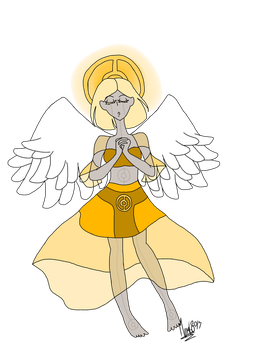 A redraw of a sum fairy by soulmadnesslove