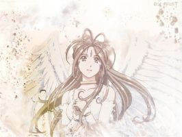 belldandy wall by ANsTDs