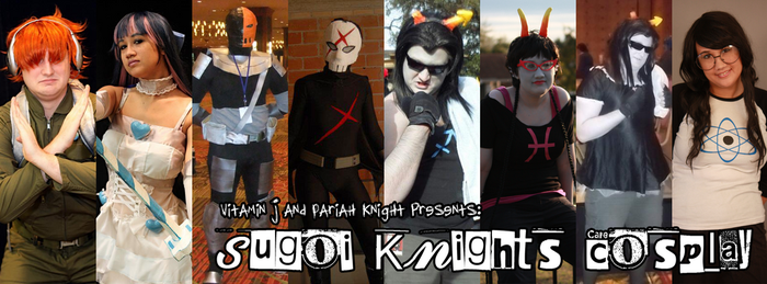 Cover Photo by SugoiKnightsCosplay