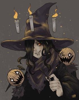 Witchsona - 2017 by 1-084