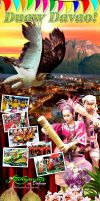 Davao City Tourism Banners by silverdarkhawk