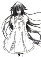 Pandora Hearts Alice by yuki-sama-kawaii