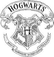 Hogwarts Crest by eberlins