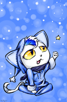 cat chibi star by Rigivar