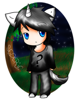 Sederic humanized by Crystalchan2D