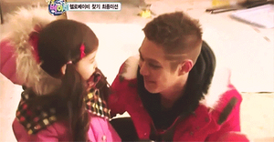 Hello Baby: Seungho and Lauren by Mr-Seungsoon