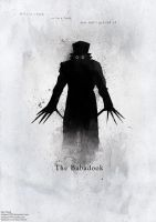 The Babadook A Variant by ichabod1799