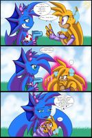 Comm: Ame vs. Crys 2 by Snowify