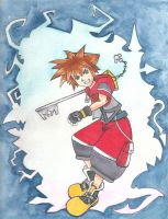 Dream Drop Sora by Stephalou