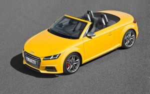 2015 Audi TTS Roadster by ThexRealxBanks