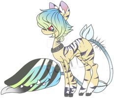 Another plant pony auction *CLOSED* by Ponns
