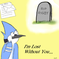 I'm Lost Without You... by Dalton709
