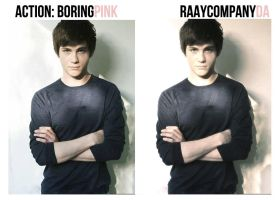 Action2: BoringPink by raayCompany