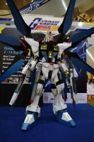 Strike Freedom Gundam - 5 of 5 by Clivelee