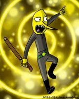 Adventure Time- Earl of Lemongrab by I-Luv-Emoboys
