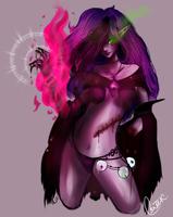 Patchwork Demon by C3NTRIC