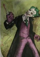 joker by yanharrison