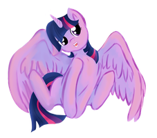 Twilight Sparkle by ForeverRoseify
