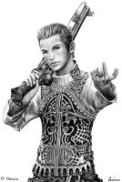 Balthier by Tseimar