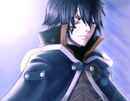Fairy Tail Jellal by KuroRime