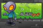 ALIEN SOUP by fizzgig