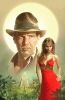 Indiana Jones and the... by patsour