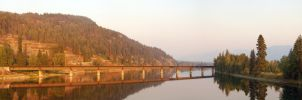 Clark Fork River 13 2006-08-20 by eRality