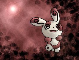 Spinda... by Thunderwest