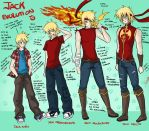 Desarrollo de Jack by Sparkly-Monster