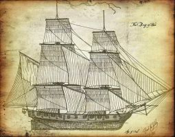 Age of Sail VIII by CdreJohnPaulJones
