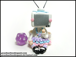 Fairy Kei Dice Darling by GrandmaThunderpants