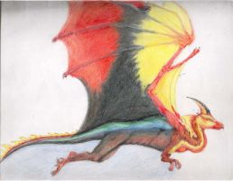 Mock Ruppell's Dragon by Ara-Tun