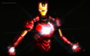 Iron man by RTOneBlueWolf