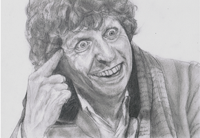 Doctor Who - The Doctor - part four by Richard-M-Williams